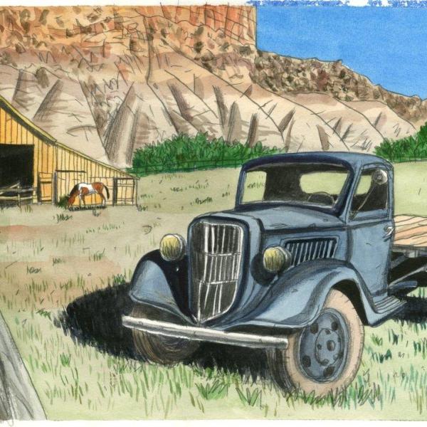 Utah parking